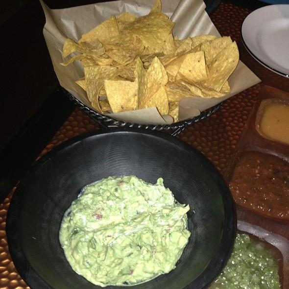 Guacamole and Chips @ Dos Caminos