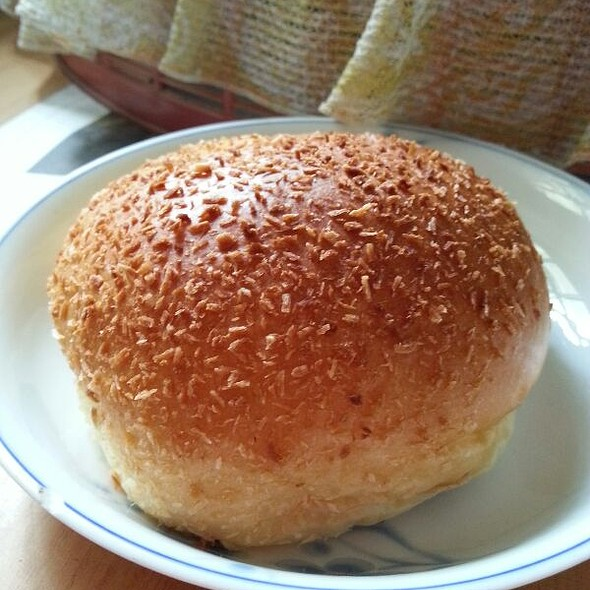 Coconut Ball Bun