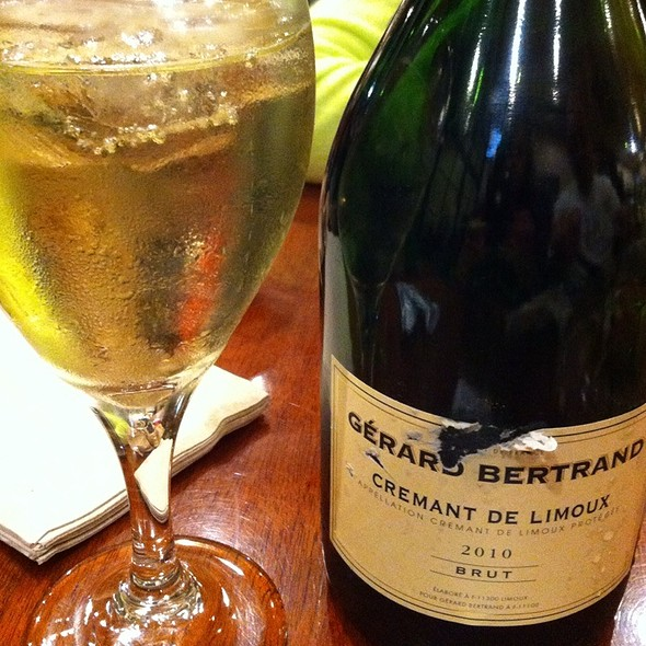 Gerard Bertrand Wine @ joe's take away