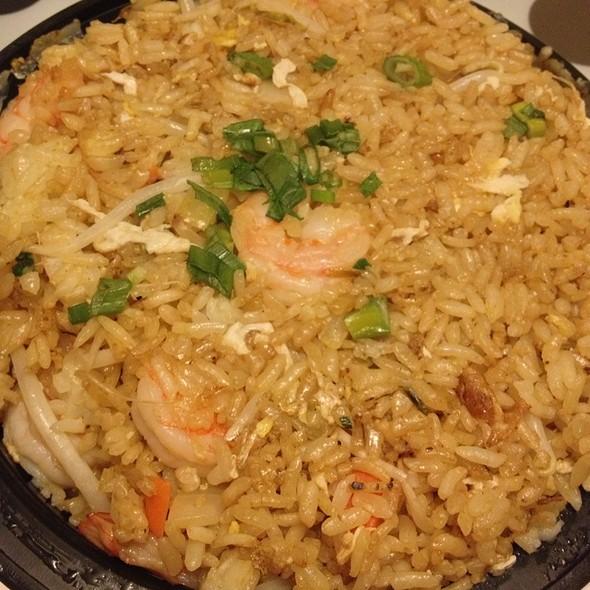Shrimp Fried Rice @ Umami Asian Cuisine