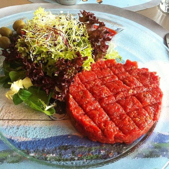 Beef Tartare @ Restaurant Die Waid