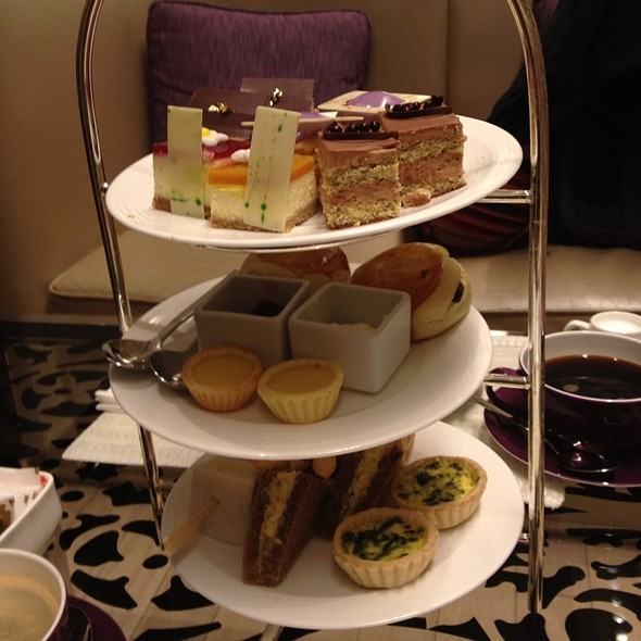 High Tea @ MGM Patisserie