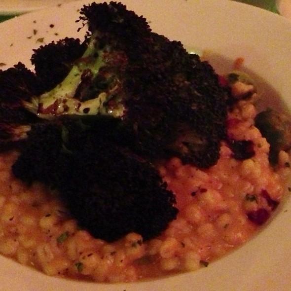 Roasted Broccoli - Le Village, New York, NY