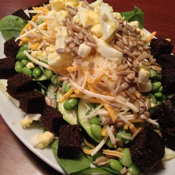 Salad From Salad Bar @ Ruby Tuesday's