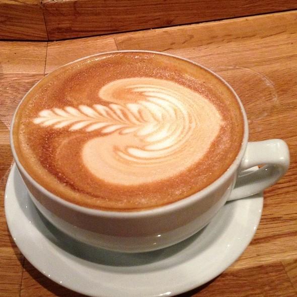 Hommade Vannilla Bean Latte