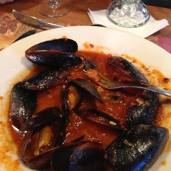 Mussels - Lasagna Restaurant, New York, NY