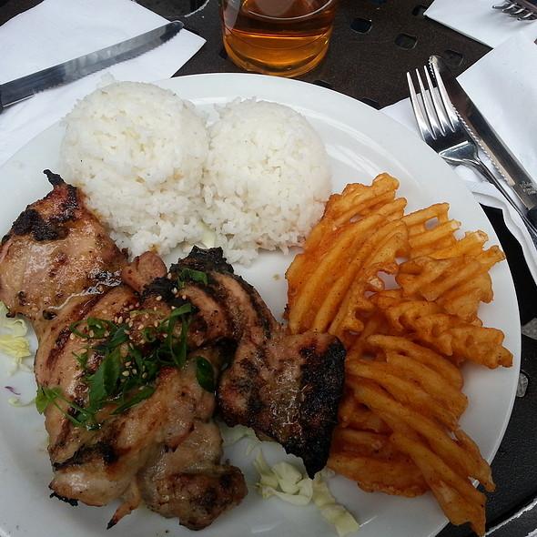 misoyaki chicken @ Good to Grill