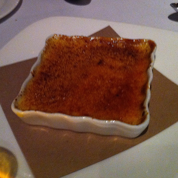 Classic Crème Brulée - The Frog and the Peach, New Brunswick, NJ