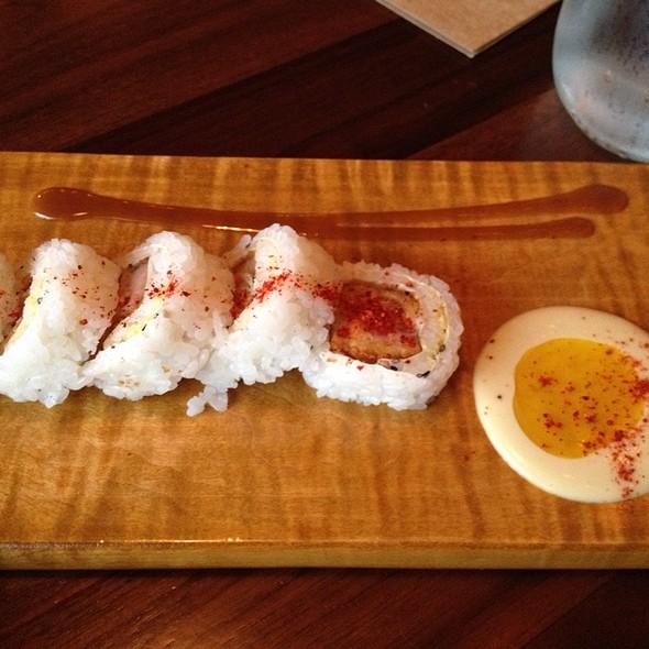 Ham & Eggs Sushi