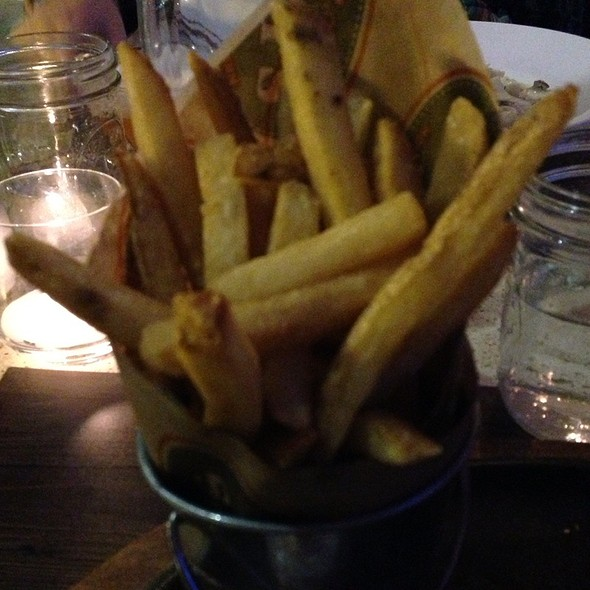 French Fries - Hoyt's Tavern, Chicago, IL