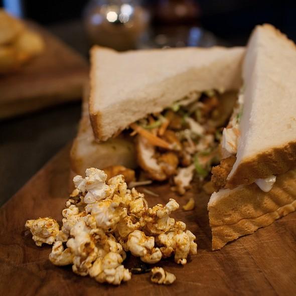 Southern Fried Chicken Sandwich (The SFC) @ Panama House