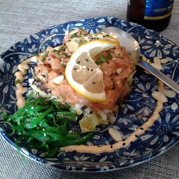 Salmon Ceviche @ Howe Restaurant