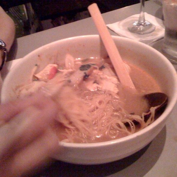 Tom Yum Soup @ Nooch