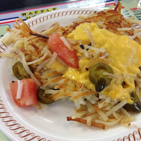 Hash Browns @ Waffle House