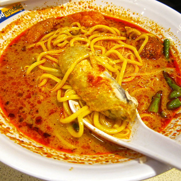 Curry Mee / Noodles