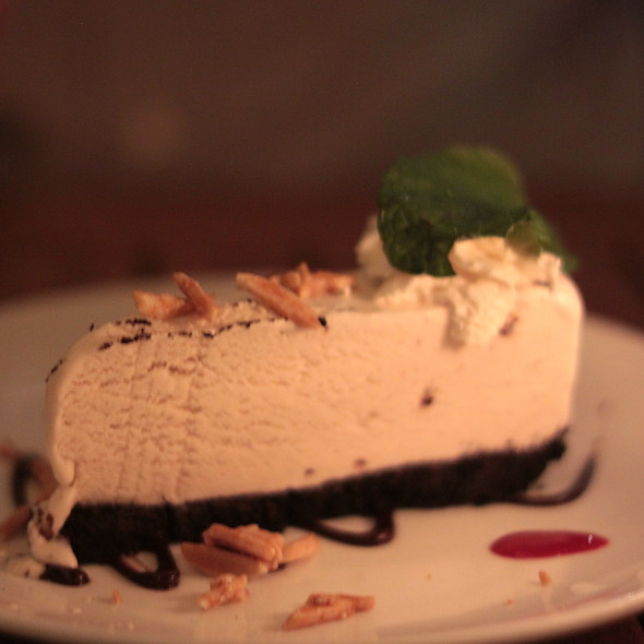 Mocha Mud Pie - The Boathouse at Kits Beach, Vancouver, BC