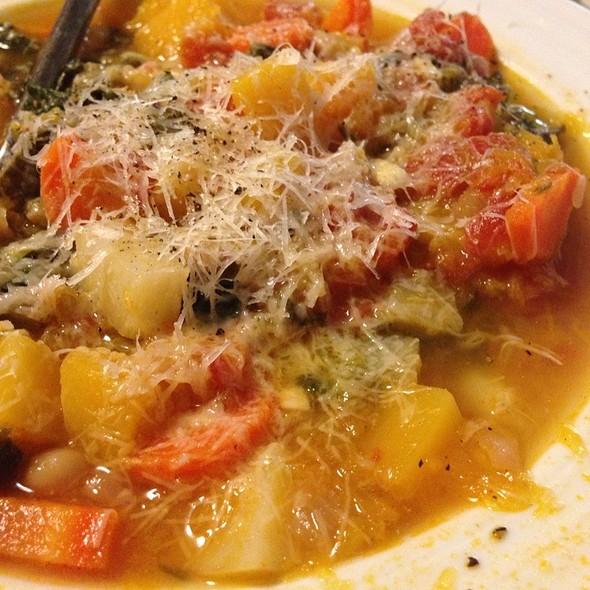 Winter Veggie Stew @ Cafe Martin