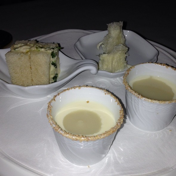 Amuse Bouche - Del Posto, New York, NY
