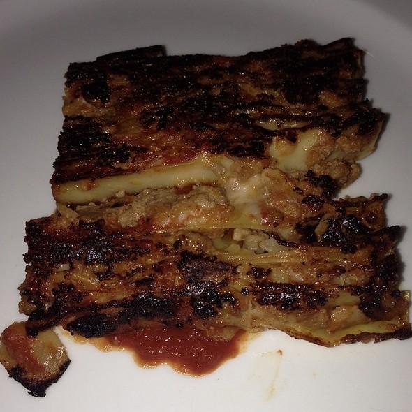 100 Layer Lasagne Alla Piastra - Del Posto, New York, NY
