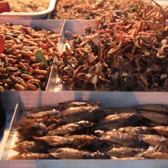 Chips, anyone? @ Bangkok