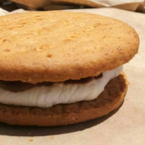 S'mores Cookie @ Blaze Pizza