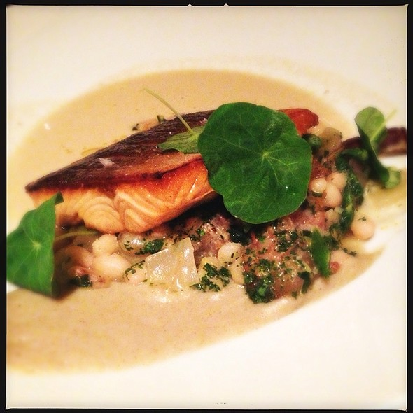 Pacific Provider Salmon - Diva at the Met, Vancouver, BC