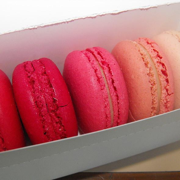 Macarons @ La Belle Miette