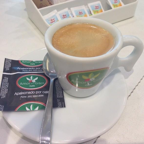 Espresso @ Bistrot Gourmet