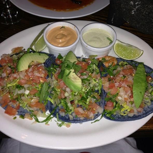 Shrimp Tacos @ Móle
