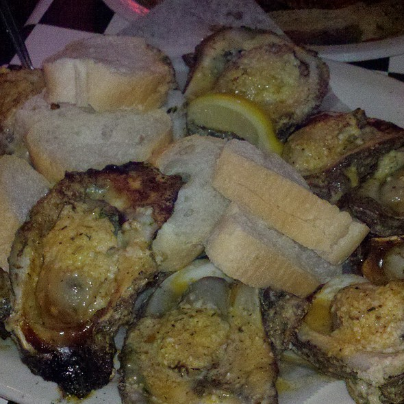 Chargrilled Oysters @ Acme Oyster House