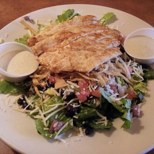 Super Ceaser Salad - Chuck's Southern Comforts Cafe - Burbank, Burbank, IL