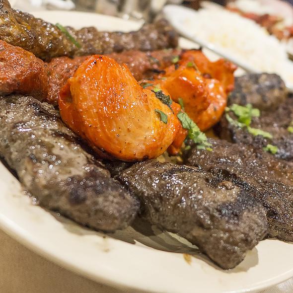 Mixed Grill @ Himalaya Restaurant