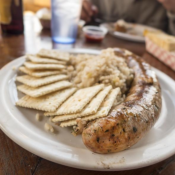 Boudin Plate @ Gilhooley's Restaurant-Oyster
