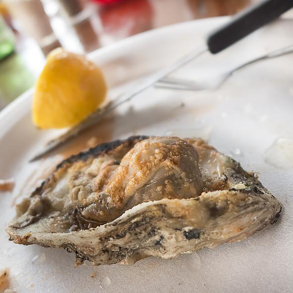 Oysters Gilhooley @ Gilhooley's Restaurant-Oyster