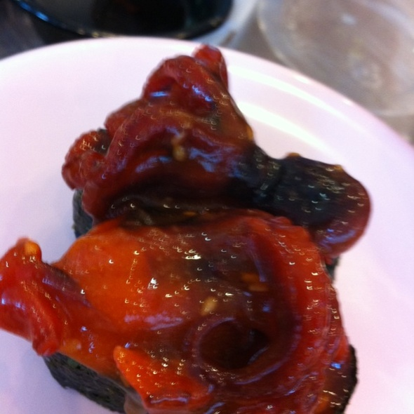 Baby Octopus Sushi @ Octopus Sushi Bar & Grill