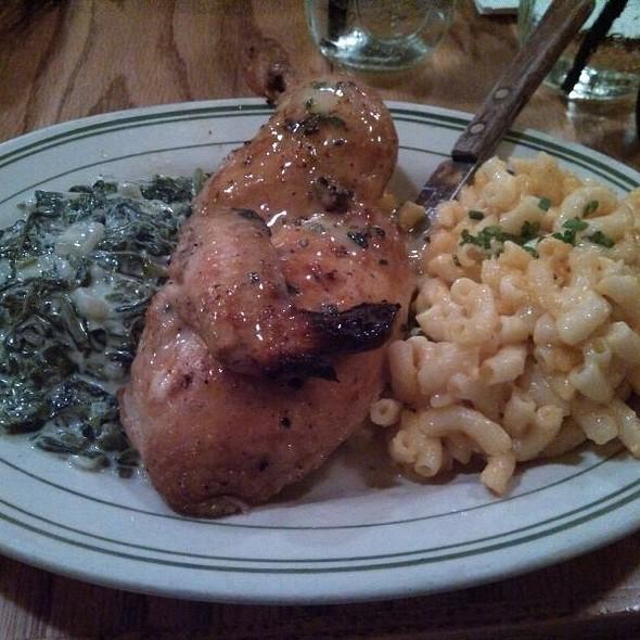 Roast Chicken @ Comfort