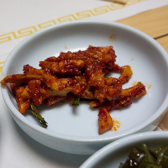 Radish Kimchi @ To Bang
