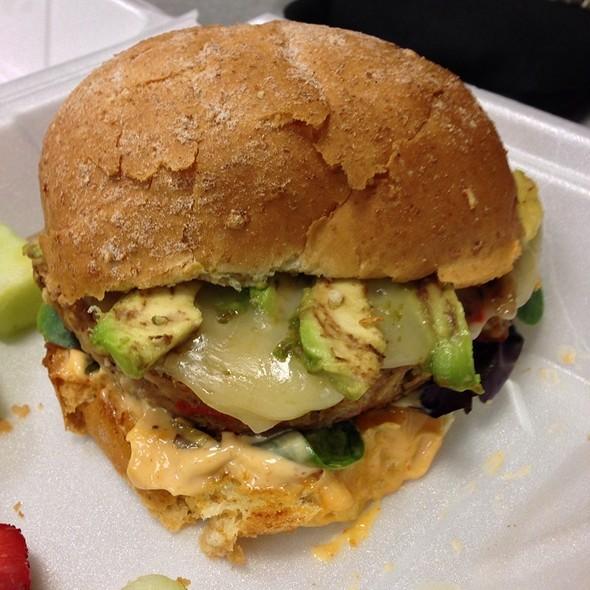 Veggie Burger - National Exemplar, Cincinnati, OH