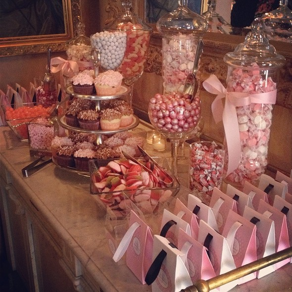 Candy Buffet - La Caille Restaurant, Sandy, UT