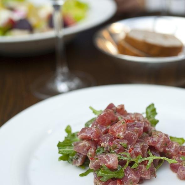 Tuna Tartare @ Cecconi's