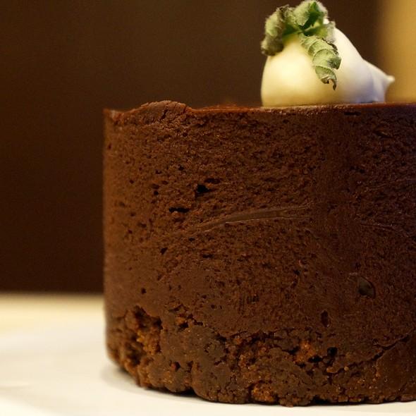 Mini Chocolate Cake @ Compañia de Chocolates