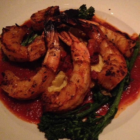 Mesquite Grilled Shrimp - Seasons 52 - Roosevelt Field, Garden City, NY
