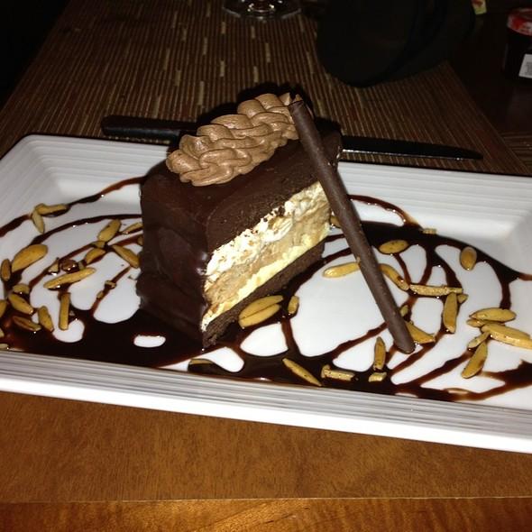 Chocholate Almond Joyous - FireLake Grill House Downtown Minneapolis, Minneapolis, MN