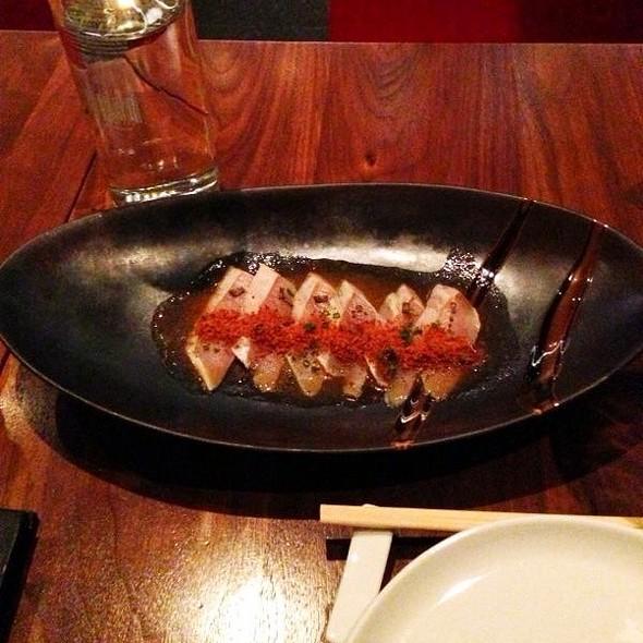 Albacore Tuna Sashimi With Dried Miso - Matsuhisa Vail, Vail, CO