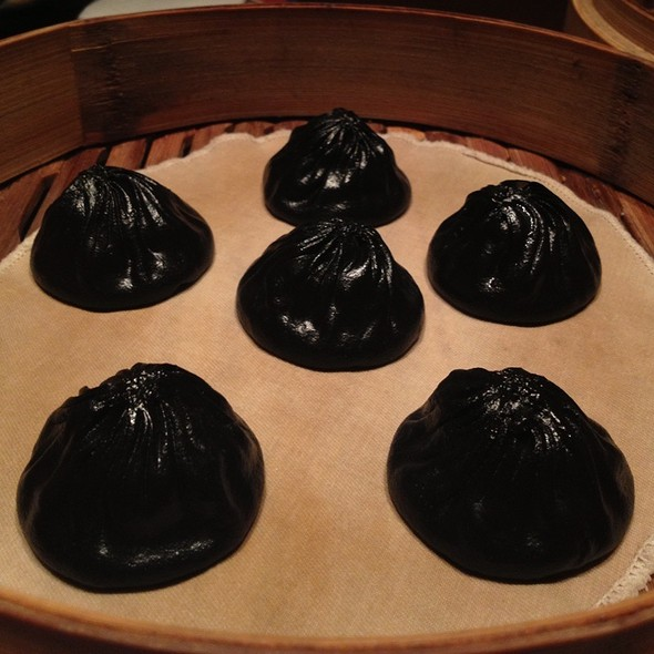 Black Truffle Xiao Long Bao