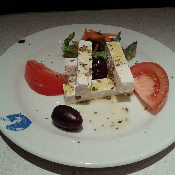 Feta Cheese @ Dionisos