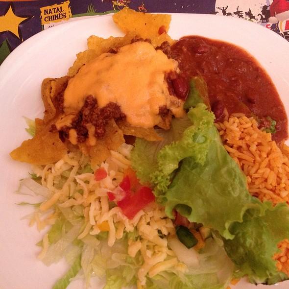 Mexican Buffet @ Totopos Gastronomia Mexicana
