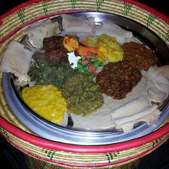 Dinner for 2 @ Ethiopian Cottage Restaurant