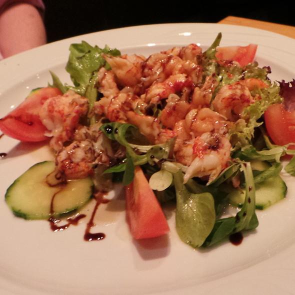 Salad with Crayfish @ La Ruchetta