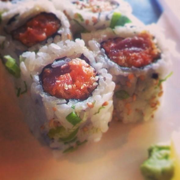 Spicy Tuna Roll - Basho Japanese Brasserie, Boston, MA